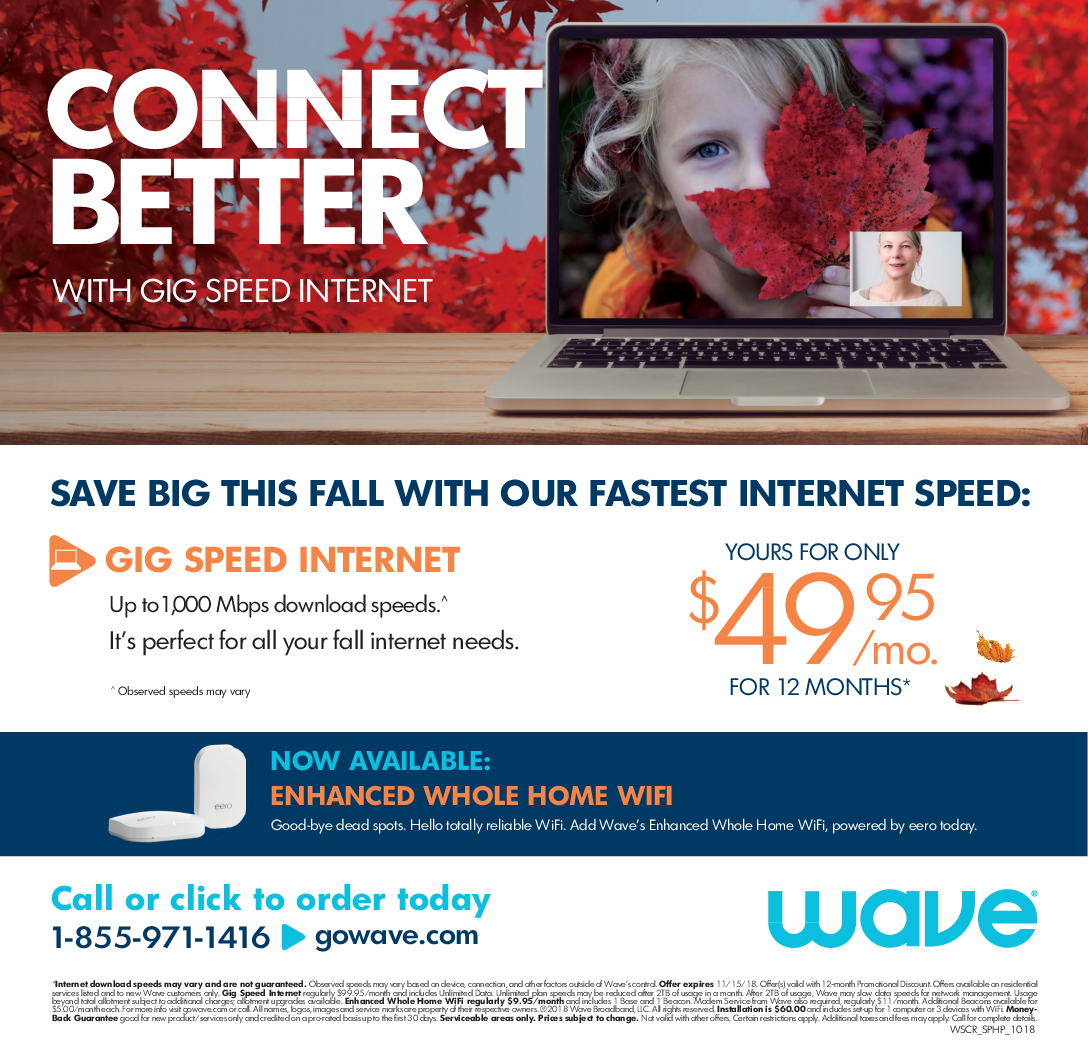 Better Internet Service Provider in Sandy, OR, Computer & IT - Wave