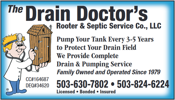 Rooter & Septic Services in Colton, OR, Cleaning Services