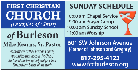 Prayer Group And Chapel Services Available in Burleson, TX, Churches